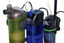 Фильтры и помпы для аквариумов