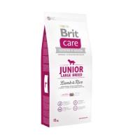 Brit Care для щенков крупных пород Ягненок с рисом 12кг