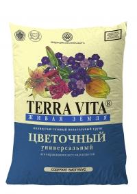 Грунт Terra Vita цветочный