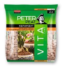 Керамзит Peter Peat  фракция 5-10мм
