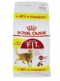 Royal Canin Fit 32 400+160 гр