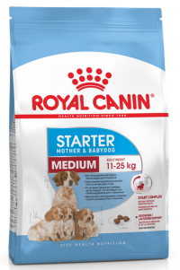 Royal Canin Medium Starter 4 кг