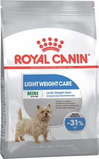 Royal Canin Mini Light Weight care 1кг