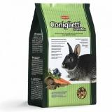 Padovan Coniglietti GrandMix Корм для кроликов 3кг