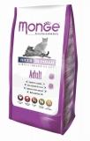 Monge Cat для взрослых кошек, 1,5 кг