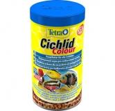 Tetra Cichlid Colour Корм для цихлид, улучшающий окраску 500мл