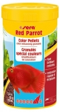 Sera Red Parrot  Корм для рыб - красных попугаев 250мл