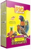 RIO универсальный мягкий корм для всех видов птиц 350 г