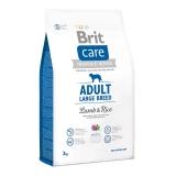 Brit Care для собак крупных пород Ягненок с рисом 3кг