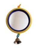 Зеркало Дарэлл с колокольчиком большое