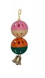 Игрушка Дарэлл два шарика с колокольчиком