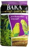 Вака High Quality для волнистых попугаев 500 г