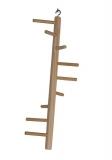 Лестница для птиц Дарэлл деревянная винтовая