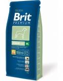 Brit Premium для молодых собак очень крупных пород 18кг