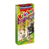 Крекеры для кроликов Лесные ягоды 2шт.