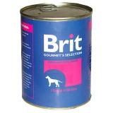 Brit Heart&Liver Сердце и печень 850 гр