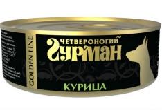 Golden Line Курица в желе 100 гр