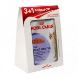 Акция 3+1 Royal Canin Digest Sensitive (соус), 85гр