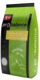 Pro Balance Sensitive для взрослых кошек с чувствительным  пищеварением с  курицей и рисом 10кг