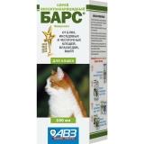 Барс Спрей от блох для кошек 100мл