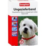 Beaphar Ошейник от блох для собак красный