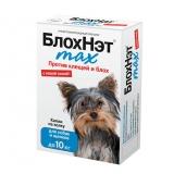 БлохНэт Капли от блох и клещей для собак до 10 кг