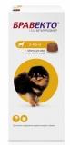 Бравекто Жевательные таблетки от блох и клещей для собак 2-4,5кг