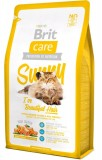 Brit Care Cat Sunny Beautiful Hair 400 гр