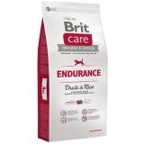 Brit Care для активных собак всех пород Утка с рисом 3кг