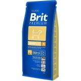 Brit Premium для взрослых собак средних пород от 1-7 лет 15кг