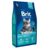 Brit Premium Cat Sensitive 1,5 кг
