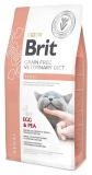 Brit VD Cat Grain free Renal беззерновая диета для кошек при хронической почечной недостаточности 2кг.