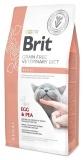Brit VD Cat Grain free Renal беззерновая диета для кошек при хронической почечной недостаточности 400г.
