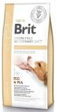 Brit VD Dog Grain Free Hepatic беззерновая диета для собак при печеночной недостаточности 2кг.
