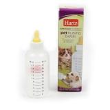 Бутылка с соской для новорожденных котят и щенков