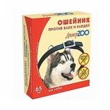 Доктор ZOO Ошейник от блох для собак