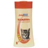 Доктор ZOO Шампунь антипаразитарный для котят 250мл