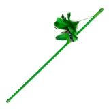 Дразнилка-удочка Зеленые перья
