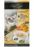 Edel Cat лакомство крем-суп птица-печень 1шт
