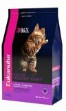 EUKANUBA CAT для  котят с домашней птицей 400 г