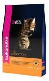 EUKANUBA CAT для взрослых кошек с домашней птицей 400 г