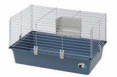 Клетка для грызунов Cavie 80 серая бюджет Ferplast