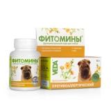 Фитомины от аллергии для собак