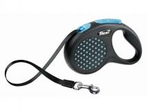 Рулетка Flexi Design M-L лента 5м синяя