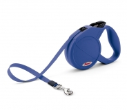 Рулетка Flexi Classic XS лента 3м синяя