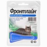 Фронтлайн СпотОн Капли для кошек 1амп