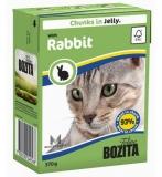 Bozita Мясные кусочки в желе с кроликом 370гр