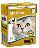Bozita Мясные кусочки в желе с рубленой курицей 370 гр