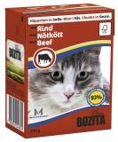 Bozita Мясные кусочки в соусе с говядиной 370гр