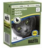 Bozita Мясные кусочки в соусе с кроликом 370гр